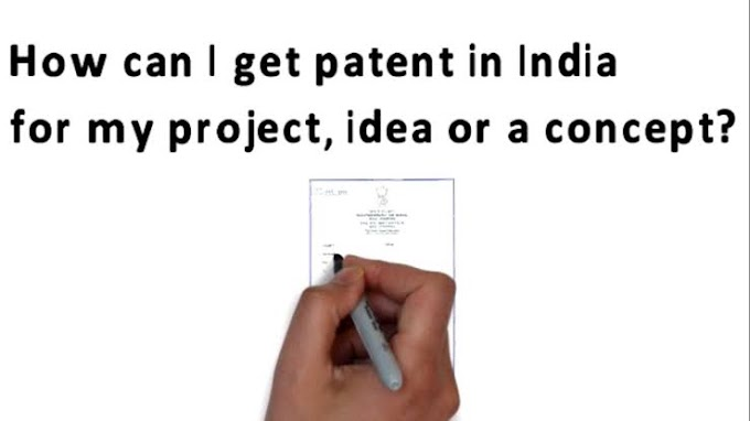 If you want to Save Money from Filing Patents check this