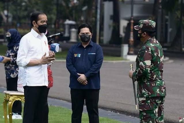 Abdul Rachman Thaha Mengingatkan Presiden Jokowi, Awas Sabotase