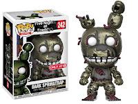 Pop! Games: Five Nights at Freddy's - Dark Springtrap