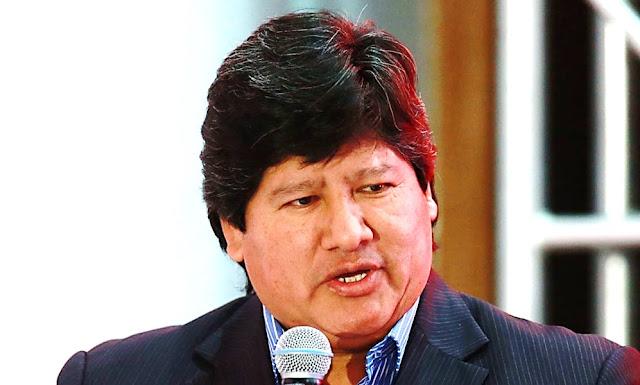 """Edwin Oviedo es acusado de pertenecer a organización criminal """"Los Cuellos Blancos del Puerto"""""""