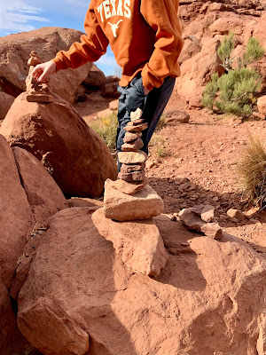 Cairn Making