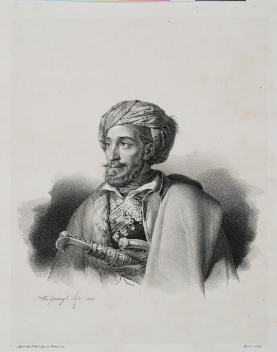 Γιάννης Μακρυγιάννης: μια ελληνική καρδιά - 1825: οι μάχες κατά του Ιμπραήμ