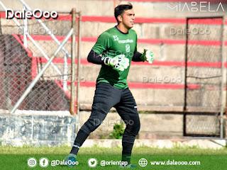 Diego Zamora podría debutar con Oriente Petrolero el jueves ante Wilstermann - DaleOoo