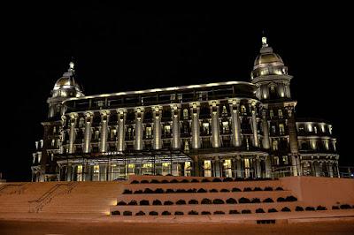 Hotel Casino Carrasco Montevideo Uruguay