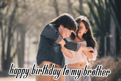 happy birthday brother images funny