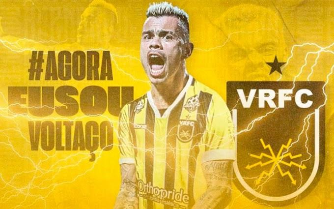 Bernardo, ex-Ipatinga, está de volta ao futebol carioca