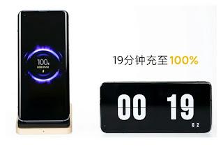 Xiaomi Mengumumkan Teknologi Pengisian Nirkabel 80W