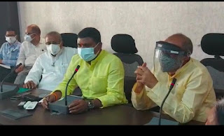 जिले में बढ़ते कोरोना संक्रमण को देखते हुए 31 मई तक संपूर्ण लॉक डाउन