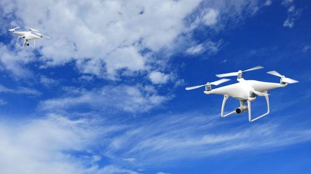 شركات تصنيع طائرات الدرون الصينية قد يتم حظرها من قبل الولايات المتحدة