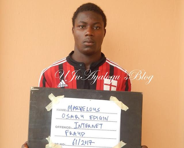 3 'yahoo yahoo' boys Arrested By EFCC For N120 million Fraud In Ibadan (Photos)