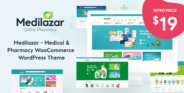 Best Pharmacy WooCommerce WordPress Theme
