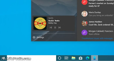 Microsoft's Your Phone App Lets You Control Music and Podcasts from PC