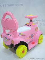 4 Mobil Mainan Aki JUNIOR JB27B Pretty Baby - Small