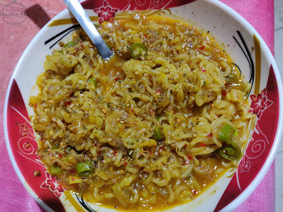 maggi recipes with vegetables