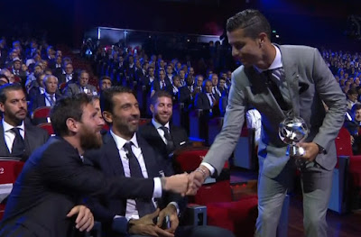 Alonso : Messi Punyai Kemampuan Besar, Tapi Untuk Saya Ronaldo Yang Terbaik!