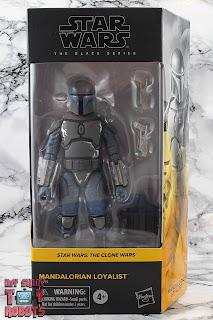 Star Wars Black Series Mandalorian Loyalist Box 01