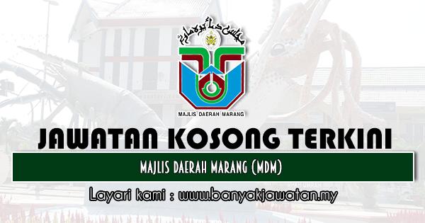 Jawatan Kosong 2020 di Majlis Daerah Marang (MDM)