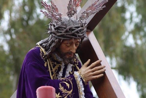 Nuestro Padre Jesús de Villanueva de Córdoba irá por Santa Marina y San Andrés, en su Traslado a la Magna