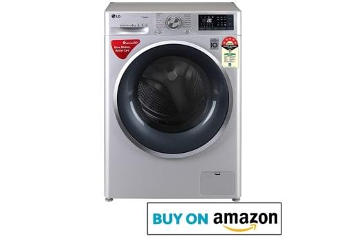 LG FHT1408ZWL 8Kg Fully Automatic Front Loading Washing Machine