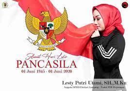 Anggota DPRD Lampung: Pancasila Bentuk Final Penyangga Konstitusi