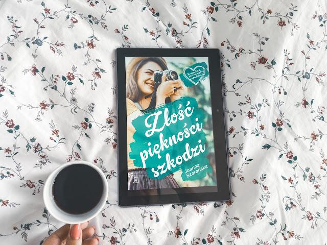 """""""Złość piękności szkodzi"""" - Joanna Szarańska [PRZEDPREMIEROWO] - patronat medialny NIEnaczytana"""