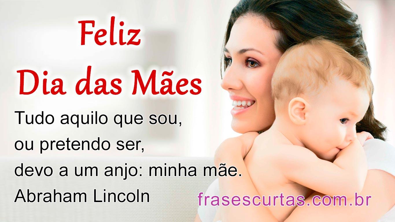 Frases Para O Dia Das Mães Frases Curtas