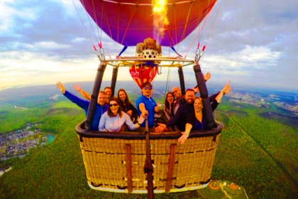 11 Arti Mimpi Naik Balon Udara yang Harus Kalian Ketahui