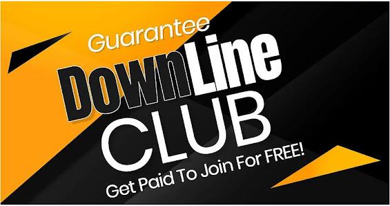 guarantee downline club sign up