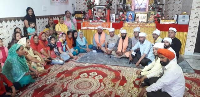 न्यू अशोक नगर में बाबा साहिब डॉ भीम राव अम्बेडकर जी का 130 वां जन्म दिवस बड़ी धूम धाम से मनाया गया।
