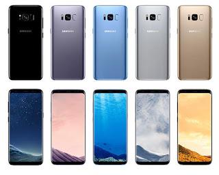 تعريب جهاز Galaxy S8 Plus SM-G955N 7.0