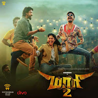 Maari 2 Songs, Mp3, Poster