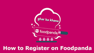 How to Register on Foodpanda