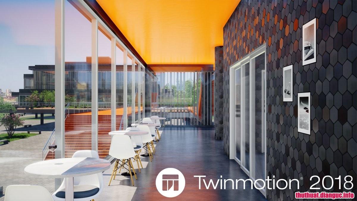 Download Twinmotion 2019 Full Cr@ck - Phần mềm đồ họa 3D kiến trúc