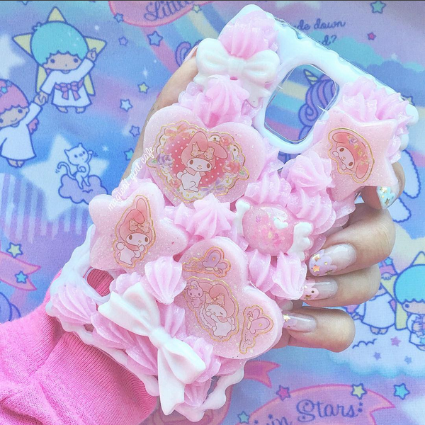 deco kawaii phonecase