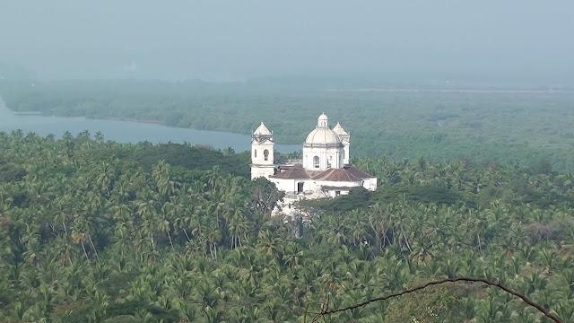Religious Goa Far Beyond White Waves and Tropical Breeze