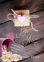 Cover image of Be Mine by Jennifer Vander Klipp