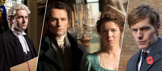 Masterpiece mystery! (summer) features the best british mysteries