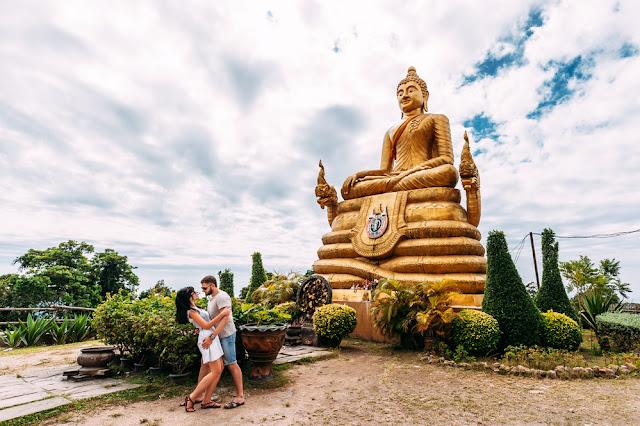 Свадебное путешествие в Таиланд