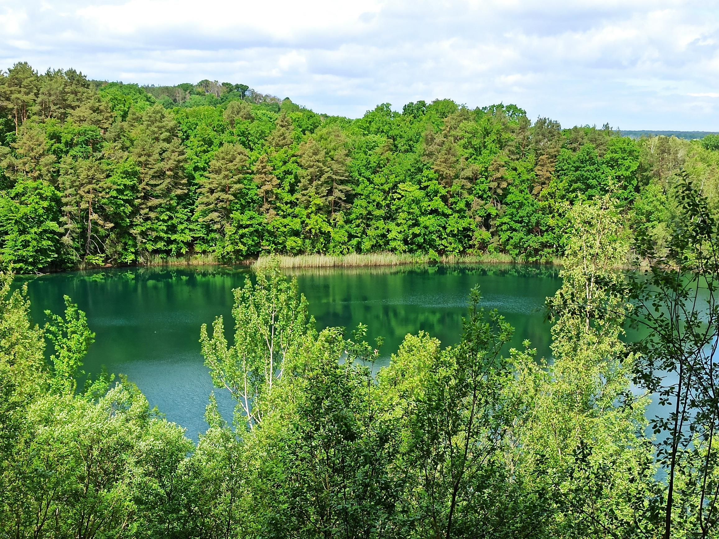 Jezioro Turkusowe-Międzyzdroje