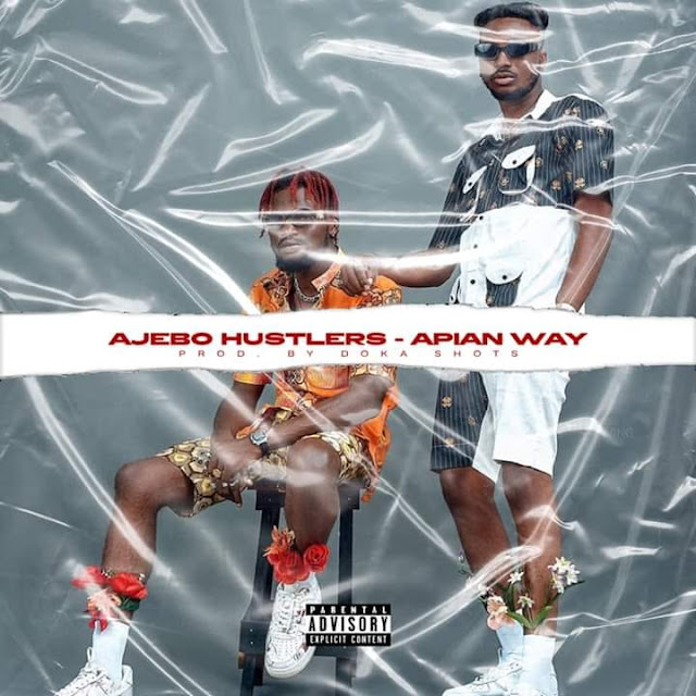 Ajebo Hustlers ''Apian Way'' is ready and we are sure there is a video on the way.