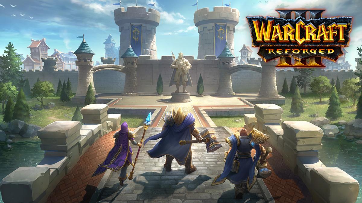 مراجعة شاملة للعبة Warcraft III Reforged