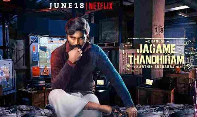 Jagame Thandhiram Netflix