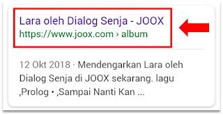 tutorial cara download lagu di joox 2