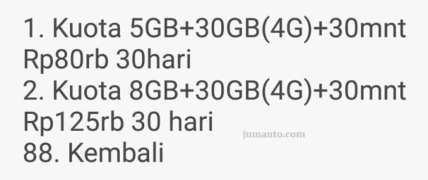 paket 3 4G