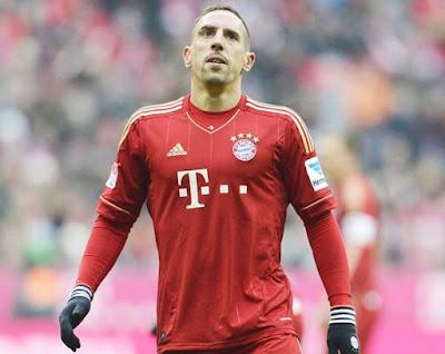 Franck Ribery, Pemain Bola Terkaya di dunia ke 16