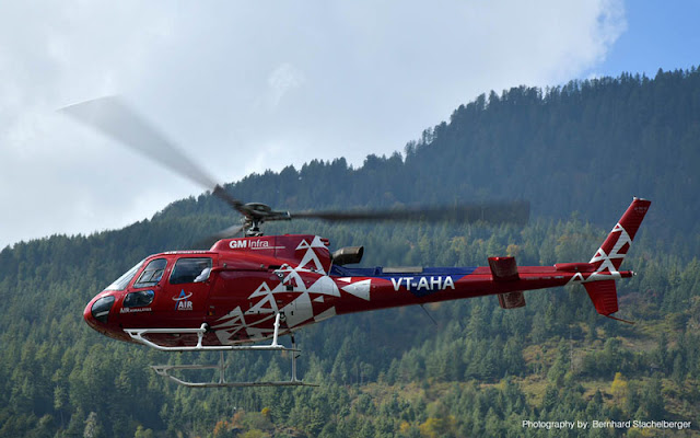 Manali Helicopter Ride Booking
