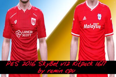 PES 2016 SkyBet v1.2 Kitpack 16-17 by ramin_cpu & bzmpeskits