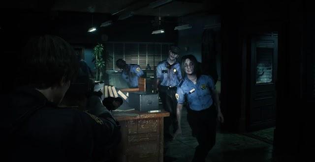 Nuevo Trailer TGS de Resident Evil 2