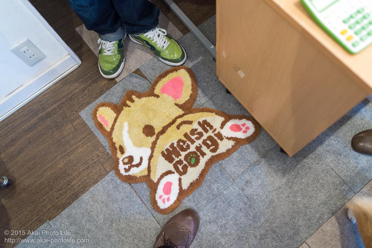 コーギーグッズ専門店Corgi Storeのコーギーマット