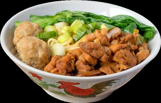Mie Ayam Bakso